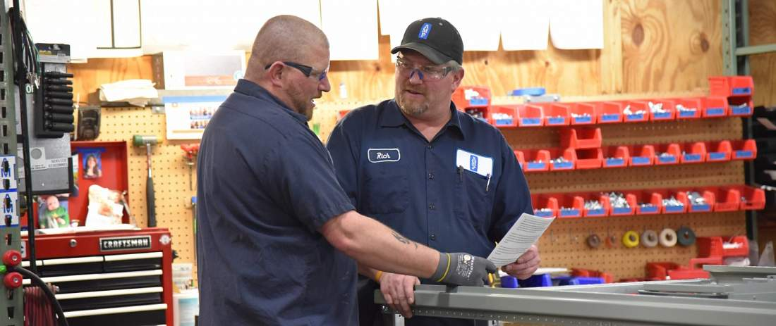 Our Commitment to Quality Starts with Skilled Employees